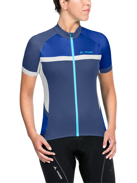 VAUDE Pro II Bike Jersey Shortsleeve Women blue
